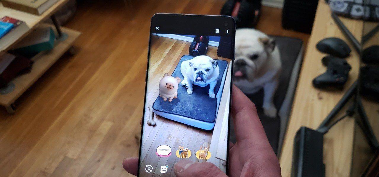 حيوانات ثلاثية الابعاد جوجل 3d كيفية إظهارها في كاميرا هاتفك المرتبة الاولى Google Camera Android Tutorials You Videos