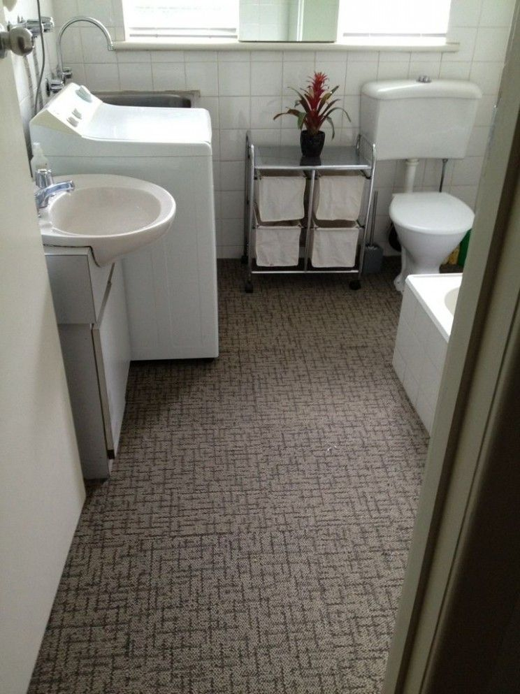 Bathroom Floor Carpet Ideas When you footfall into your