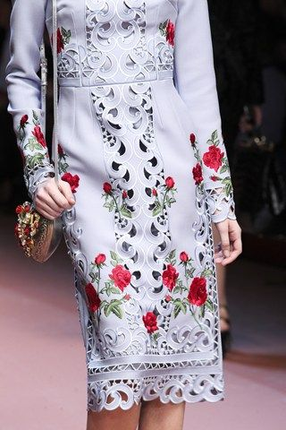 Dolce and Gabbana pre fall 2015