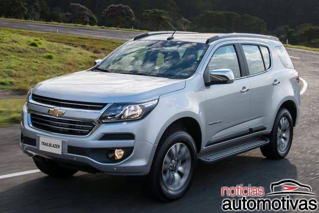 Autonews Chevrolet Trailblazer 2019 Precos Mais Altos Comecam Em