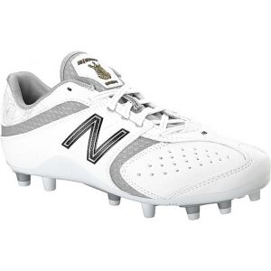 97d83a6555ee7 SALE - Womens New Balance 5464 Lacrosse Cleats White - BUY Now ONLY $74.99