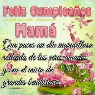 Fotos Imagenes De Cumpleanos Para Mama Animadas Gratis Feliz