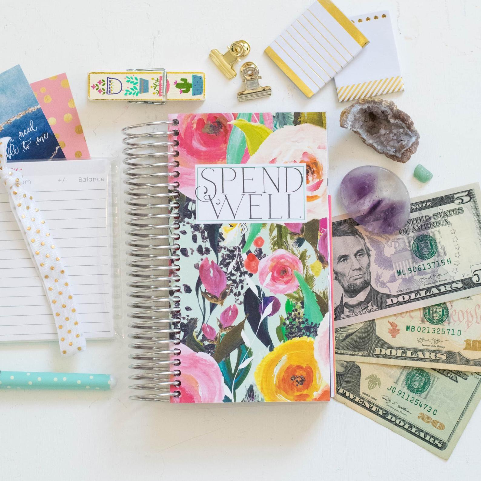 Spend Well Budgeting System Sg Cash Envelope System Cash
