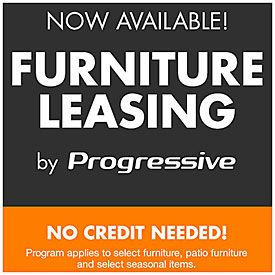 No Credit Needed Furniture Leasing By Progressive At Lots