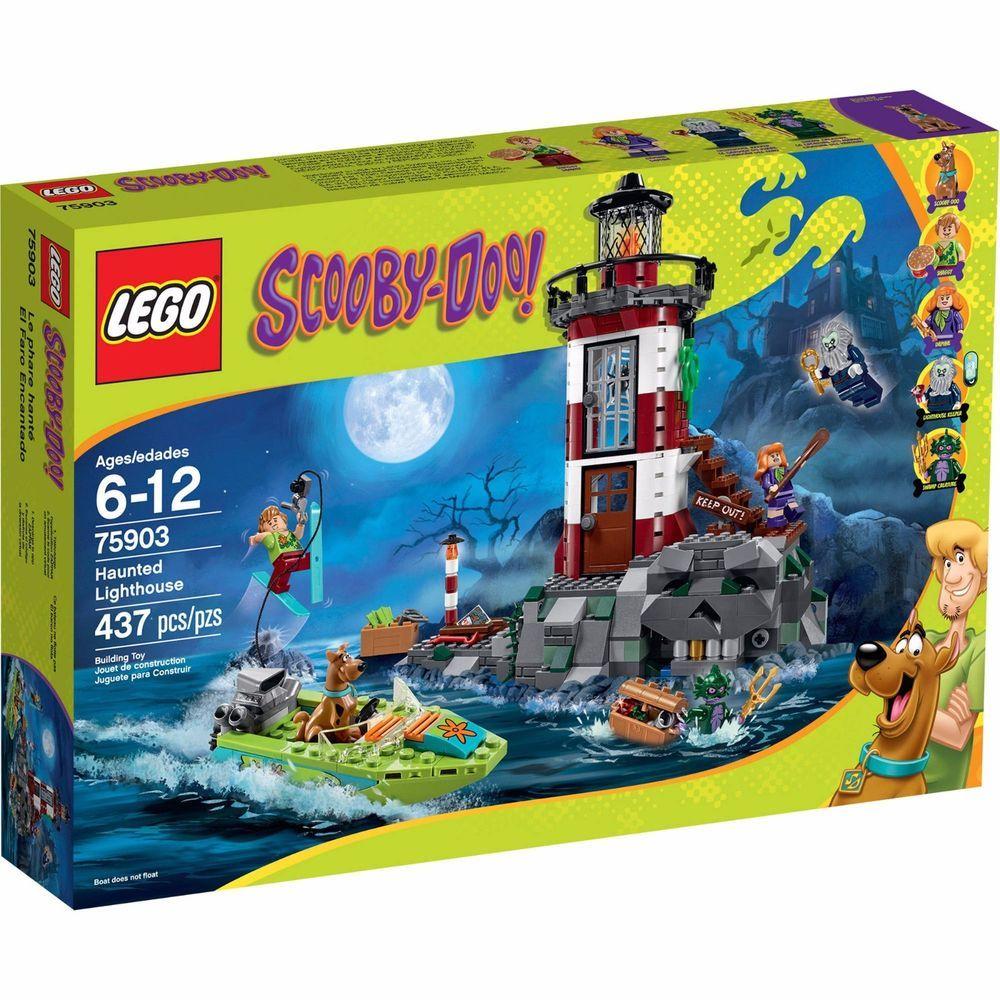 LEGO ScoobyDoo! Haunted Lighthouse 75903 Authentic USA