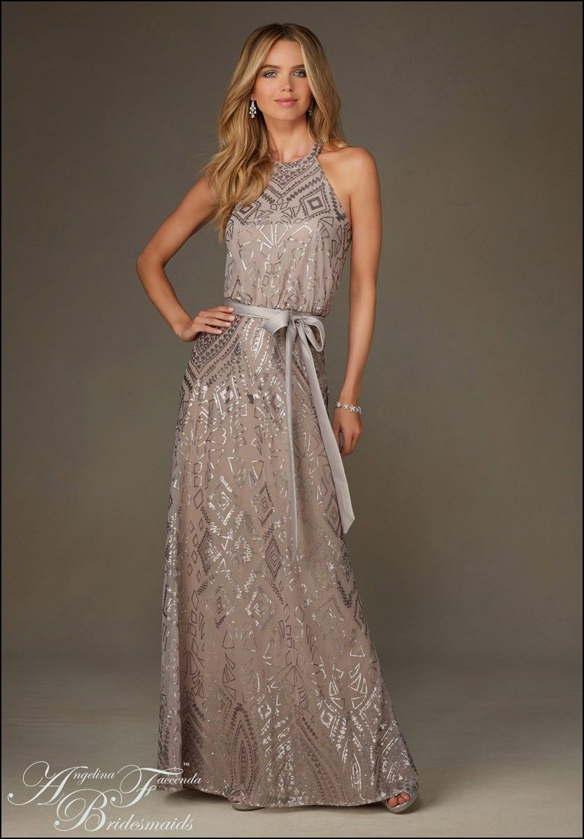 Blouson wedding dress  Terry Costa Bridesmaid Dresses  Dresses and Gowns Ideas  Pinterest
