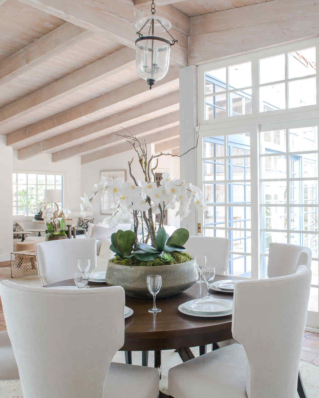 Feast Your Eyes Gorgeous Dining Room Decorating Ideas  Room Glamorous Decorating Dining Room Wall Inspiration Design