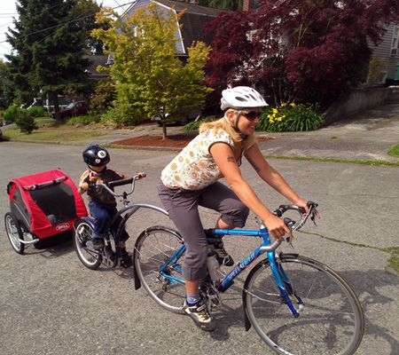 Sightline Biking With Kids Part Two Biking Related