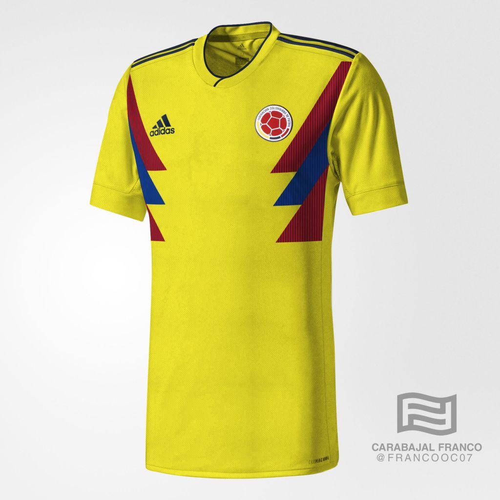 a63500d6a7 Nueva camiseta de la Selección Colombia sería una retro de Italia 90 - LA FM