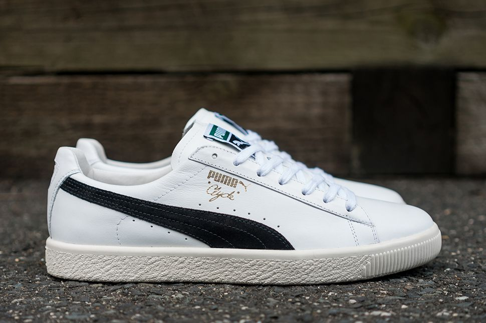 "meet a88bd 90f34 PUMA Clyde Makes Its Return With The ""Home and Away"" Pack"