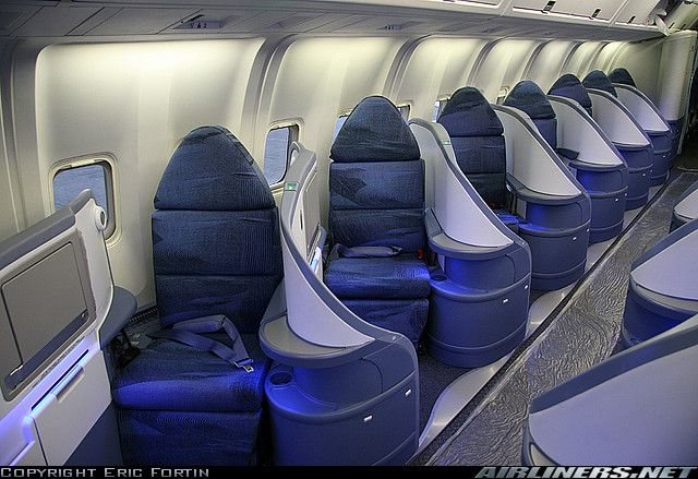Fly First Class In Pods Airplane Interior Aviation Forum Flying First Class
