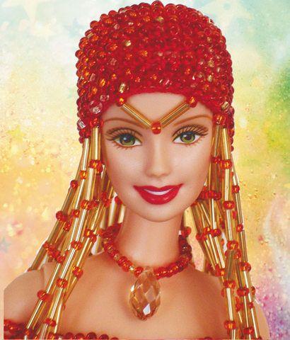 Barbie fuoco