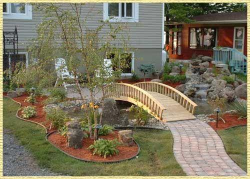 Les jardins du0027eau Ser-vie, aménagement paysager, bassin, cascade