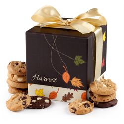 """Happy Harvest Box (Note to self: don't forget """"Happy Harvest"""" and bows around pumkins"""