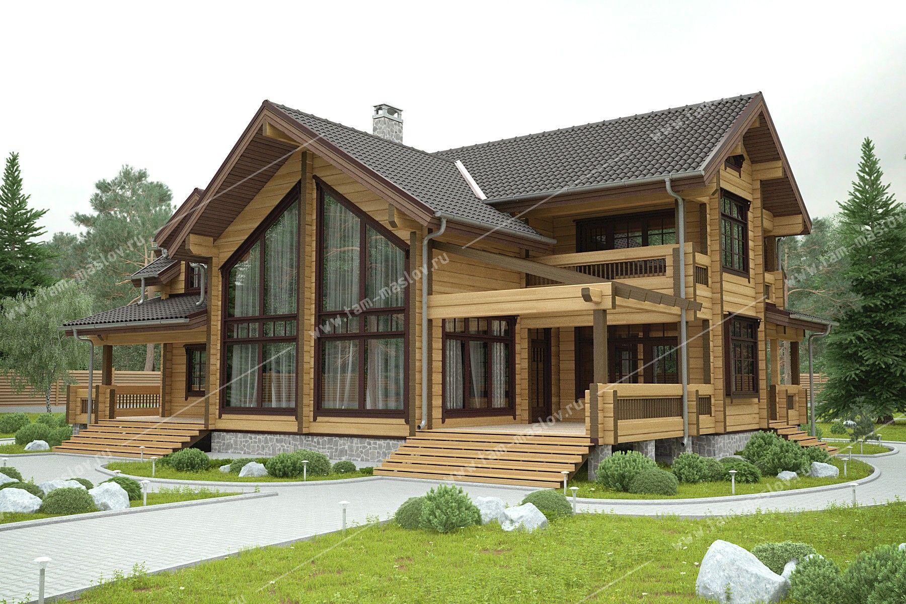 красивые деревянные дома проекты и план фото фестивалях