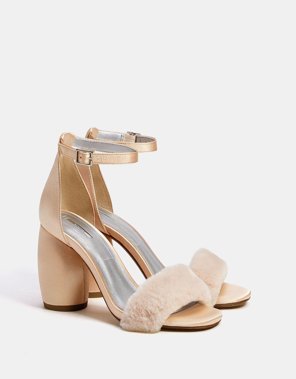 Zapatos Raso Con Bohemia Sandalia PeloModa Pinterest Tacón OXuZPki