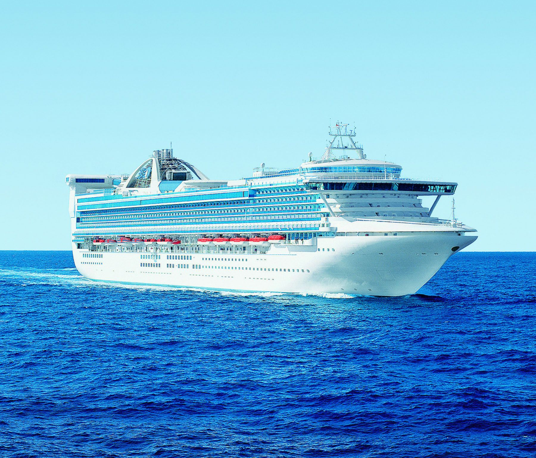 Princess Debuts Down Under  Princess cruise ships