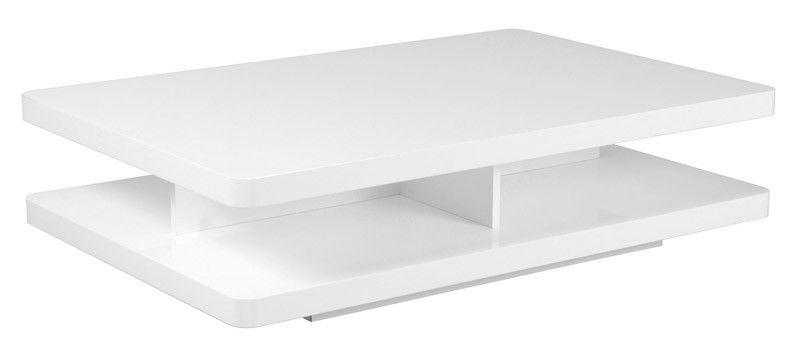Canada+Sofabord+-+Moderne+og+enkelt+sofabord+udført+i+hvid+højglans.+Sofabordet+har+4+praktiske+hylder+under+bordpladen+til+opbevaring+af+magasiner,+fjernbetjeninger,+dvd'er+etc.+Dette+sofabords+enkle+og+stilrene+look+vil+passe+ind+i+de+fleste+moderne+hjem.+