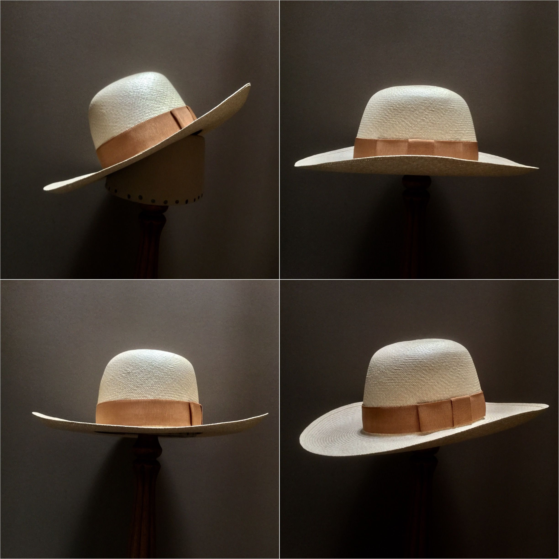 Optimo Hat Works Beaded Hat Dapper Mens Fashion Hats