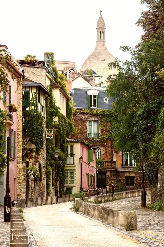 Montmartre el barrio de los pintores de par s paris for Billetes de avion baratos barcelona paris