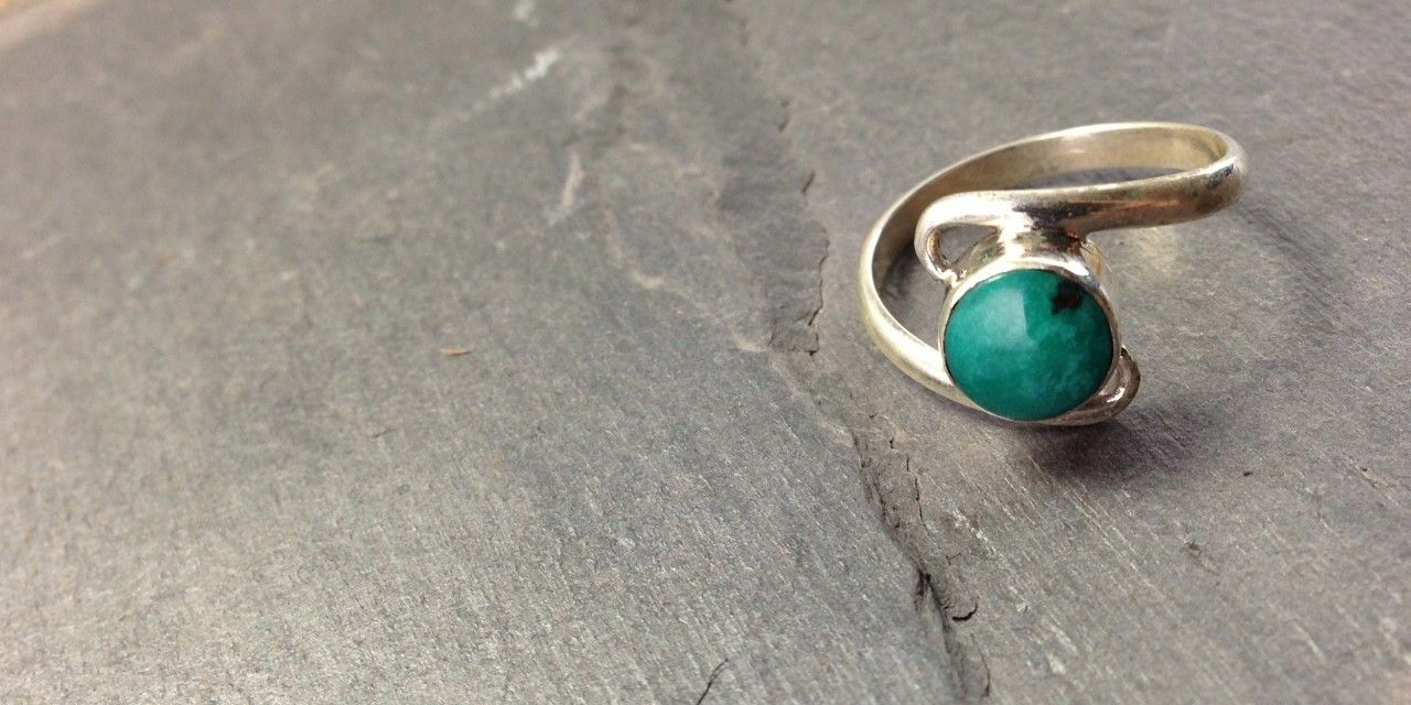Dharmashop.com - Delicate Turquoise Ring, $38.00 (http://www.dharmashop.com/delicate-turquoise-ring/)