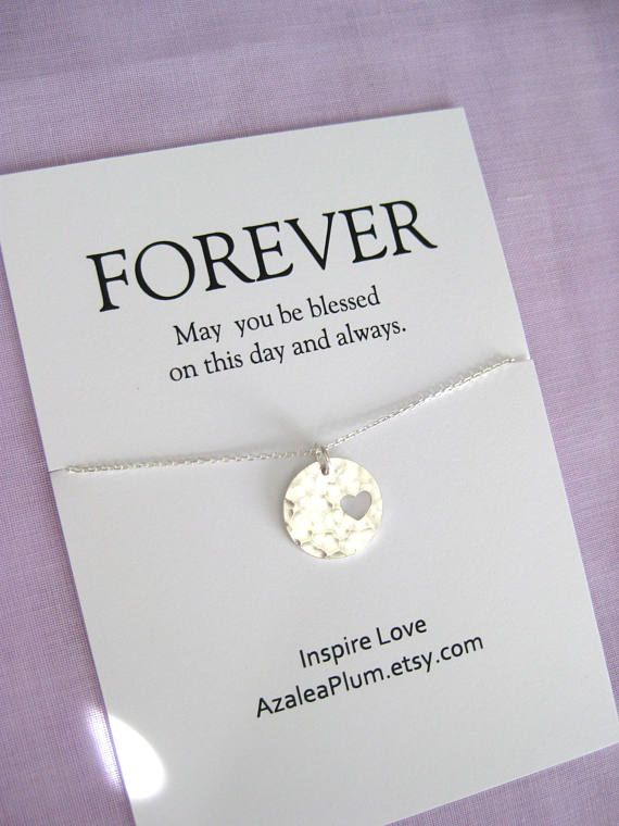80th Birthday Gift Sterling Silver Necklace