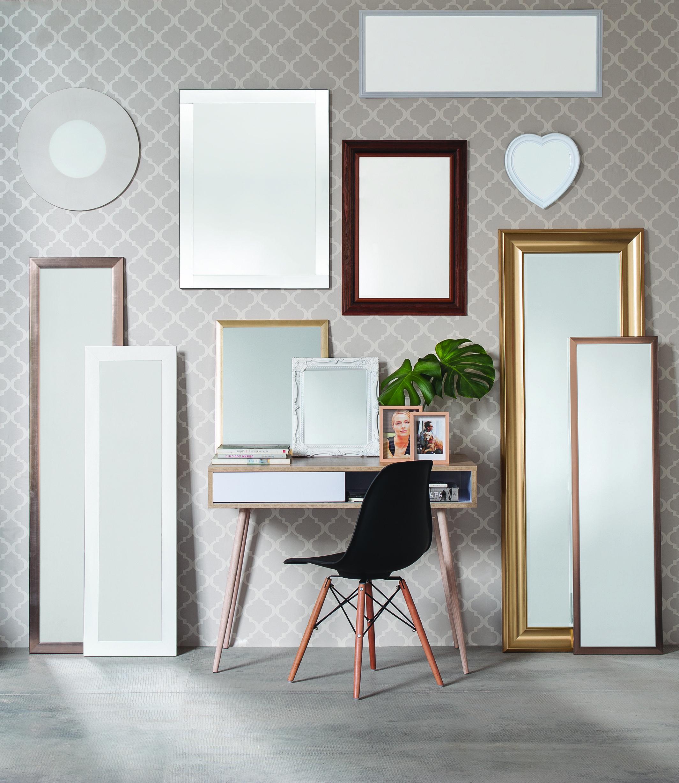 Espejo y empapelados Ideas para decorar tus paredes Easy Paredes
