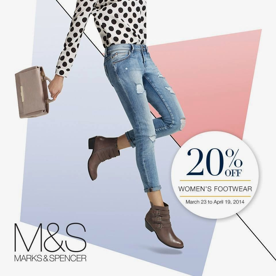 marks and spencer sale shoes ladies
