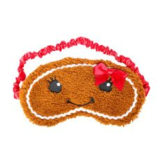 Gingerbread Lady Eye Mask