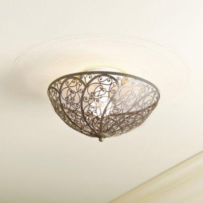 Celine Clip On Ceiling Shade Ballard Designs Ceiling Shades Ceiling Lamp Shades Traditional Ceiling Lights