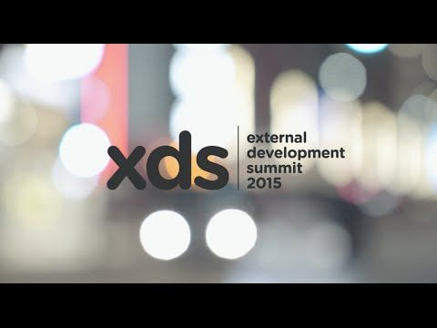 EXTERNAL DEVELOPMENT SUMMIT | 2015
