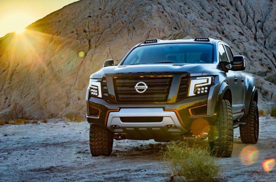 2018 Nissan An Warrior Size Interior