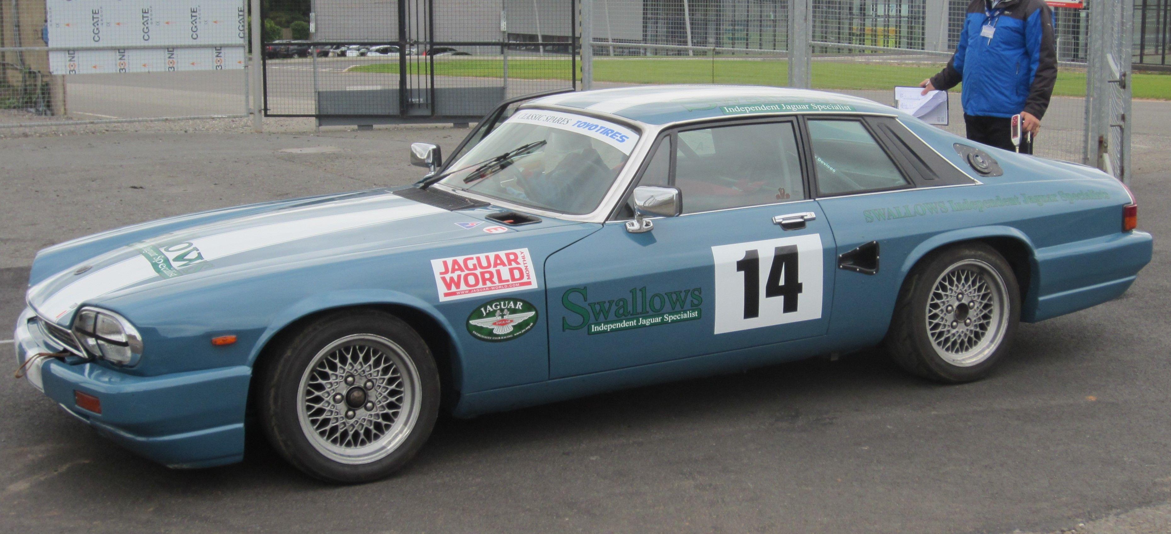 1988 Jaguar XJS (A)