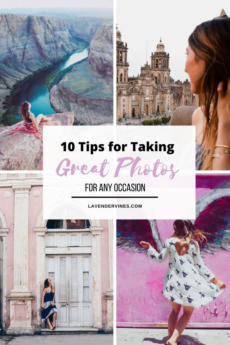 10 Tips for Taking GREAT Photos of Yourself (for any occasion)