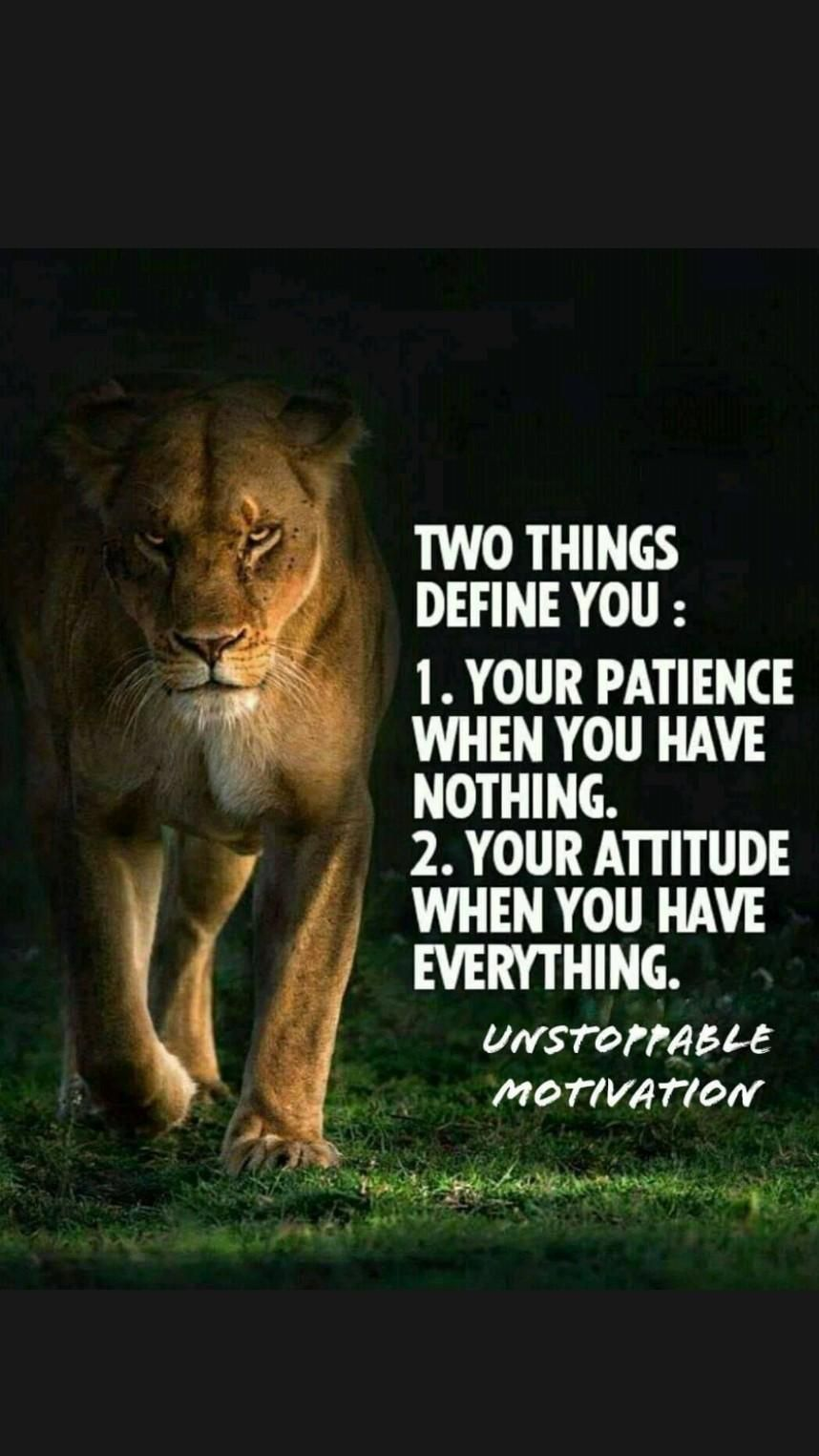 Have an attitude of gratitude n the universe will continue to manifest good things into your life