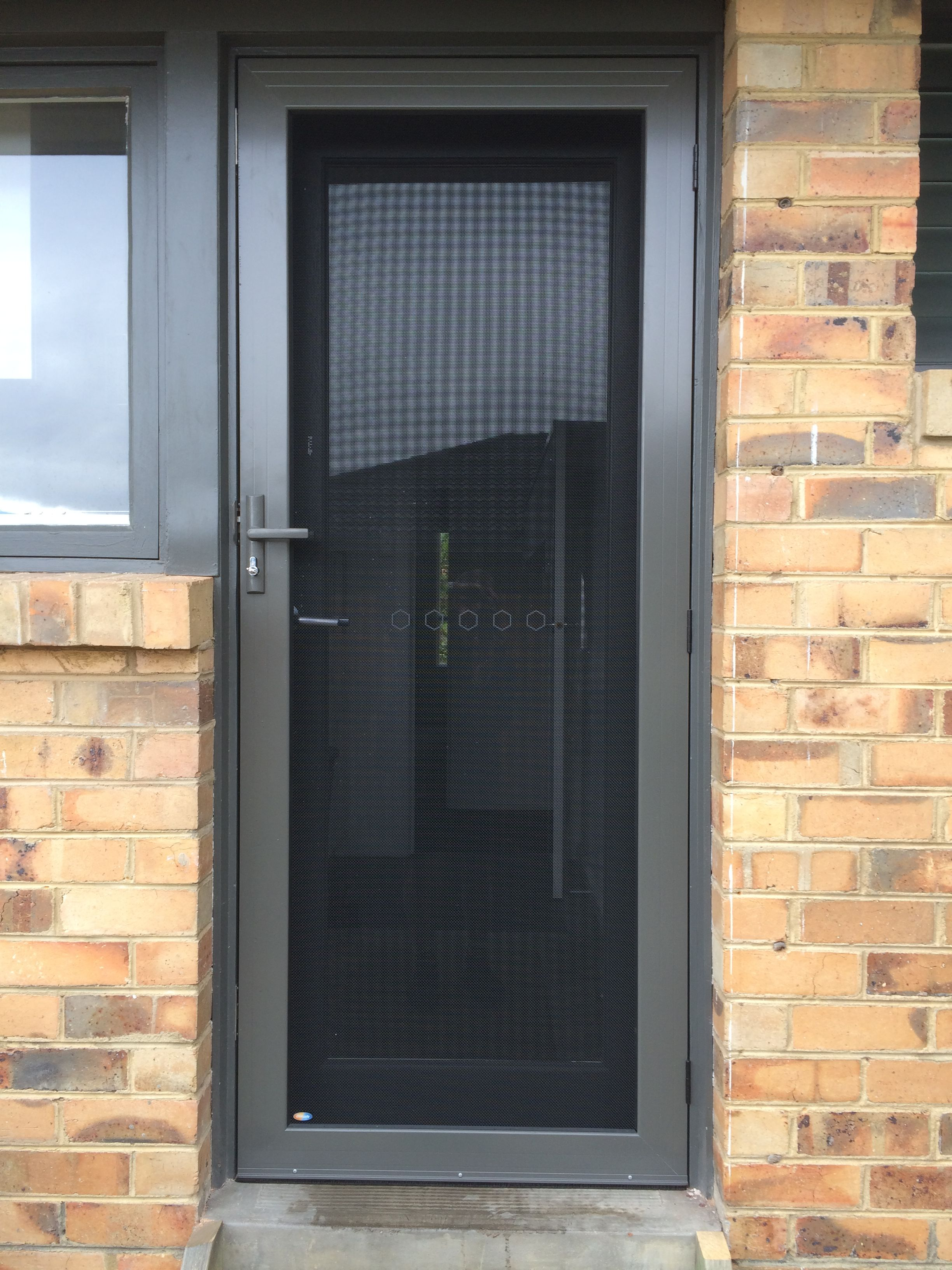 Crimsafe Ultimate Security Screen Door Door Company Screen Door