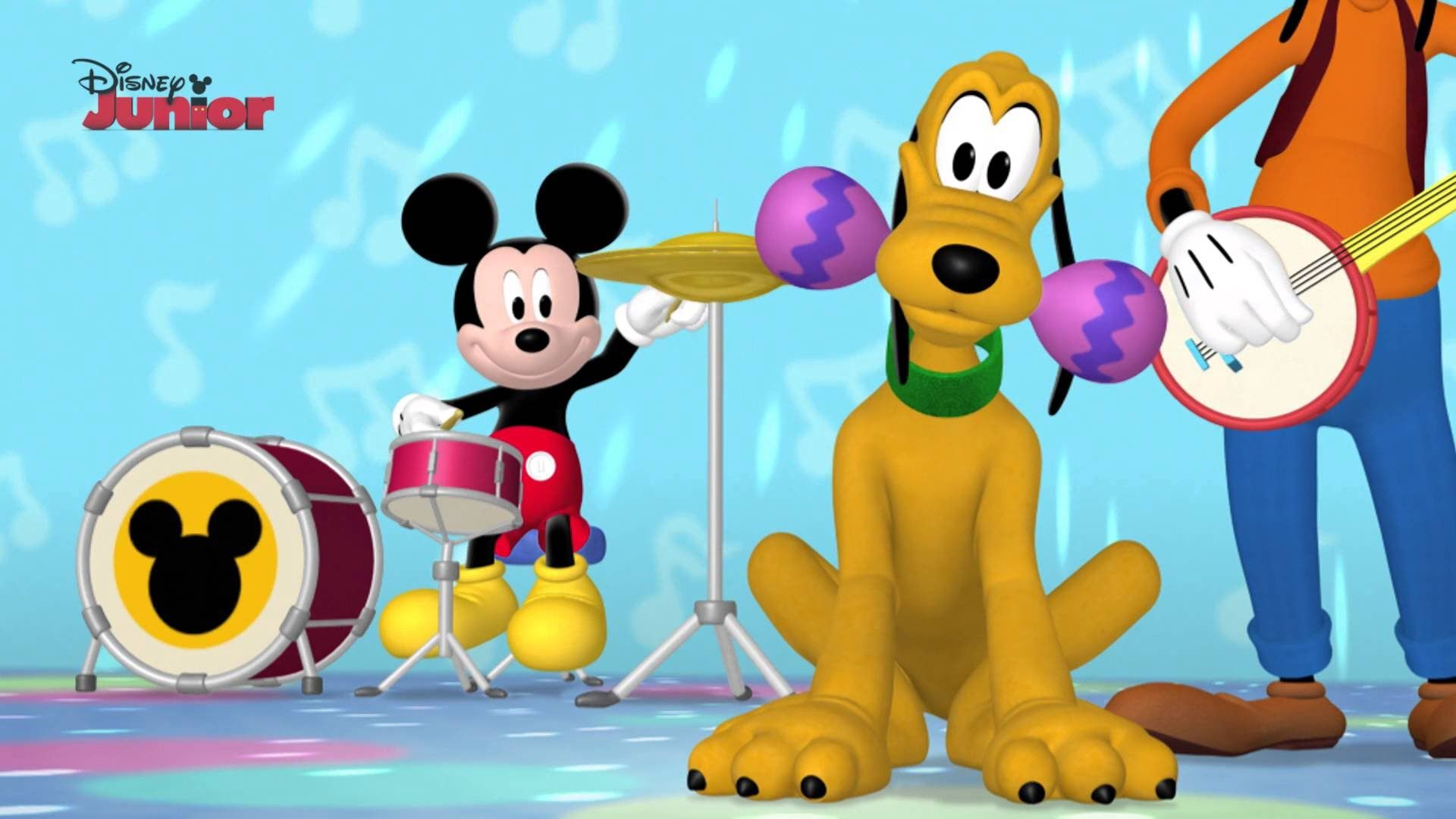 Minnie Pop Star Song ♥ Dream Come True Song ♥ Mickey Mouse Clubhouse Ful.