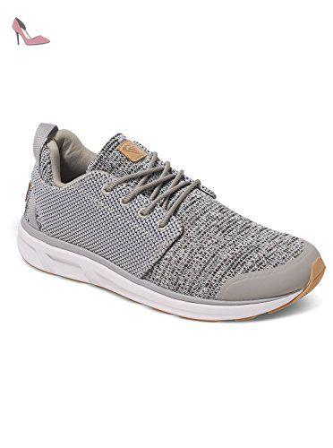 Roxy Set Session - Shoes - Baskets - Femme - EU 42 - Gris - Chaussures bf18a3a178e6