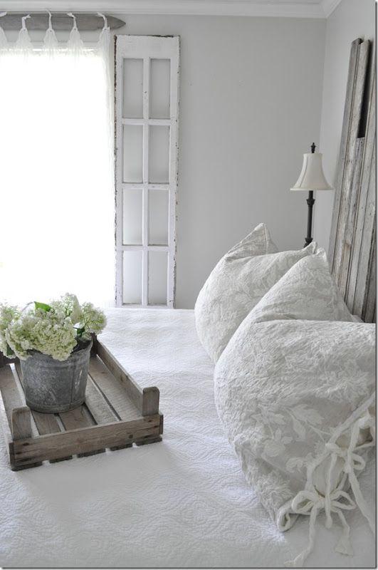 Light Grey Bedroom Paint