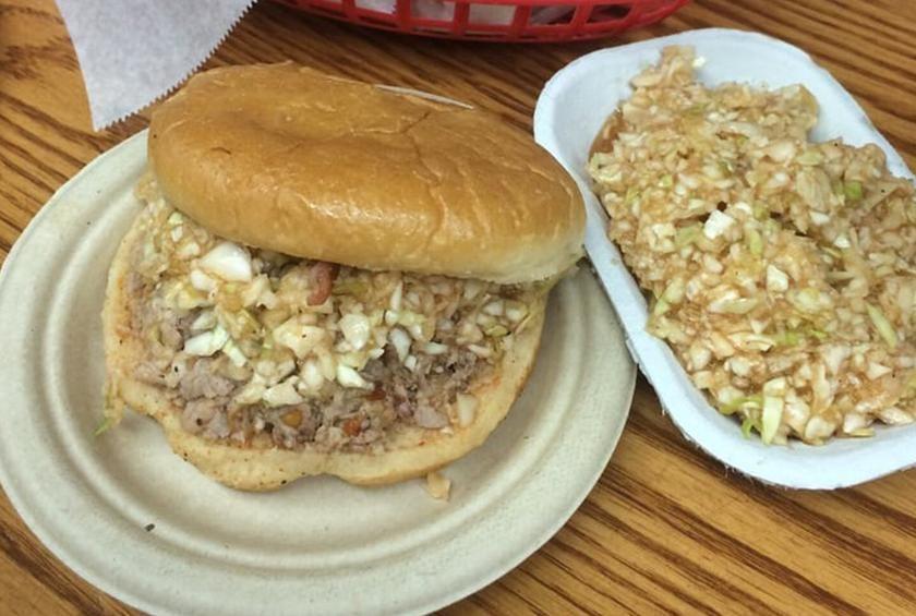 Kansas Pulled Pork Joe S Kansas City Bar B Que Kansas
