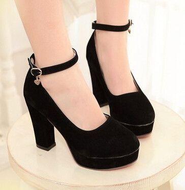 188a61830a Women new fashion spring Summer 10.5cm wedges heels 3cm platform leopard  print scrub shoes sandals large plus size 40-43
