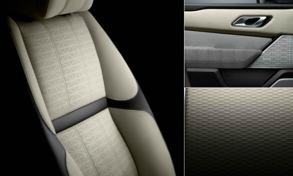 New Range Rover Velar Interior Materials Car Interior Design Car Interior Automotive Interior