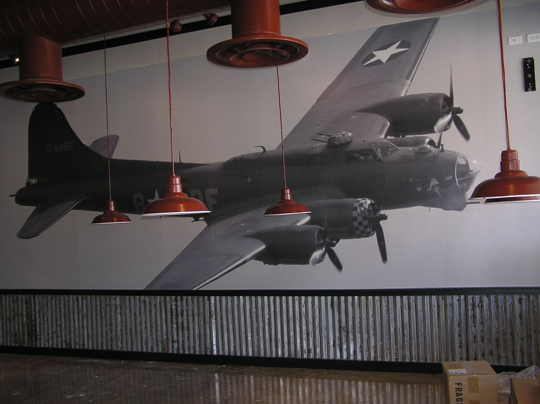 wingstop in seguin tx fun mural to install walls wallpaper find this pin and more on walls wallpaper murals torn paper so many walls so little time by bonnyemanning