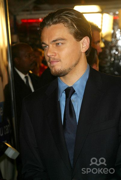 Leonardo Dicaprio Catch Me If You Can Premiere Mann