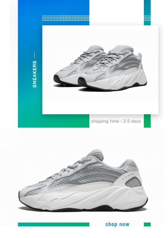 How to get Adidas Yeezy Boost 700 Static shoes online