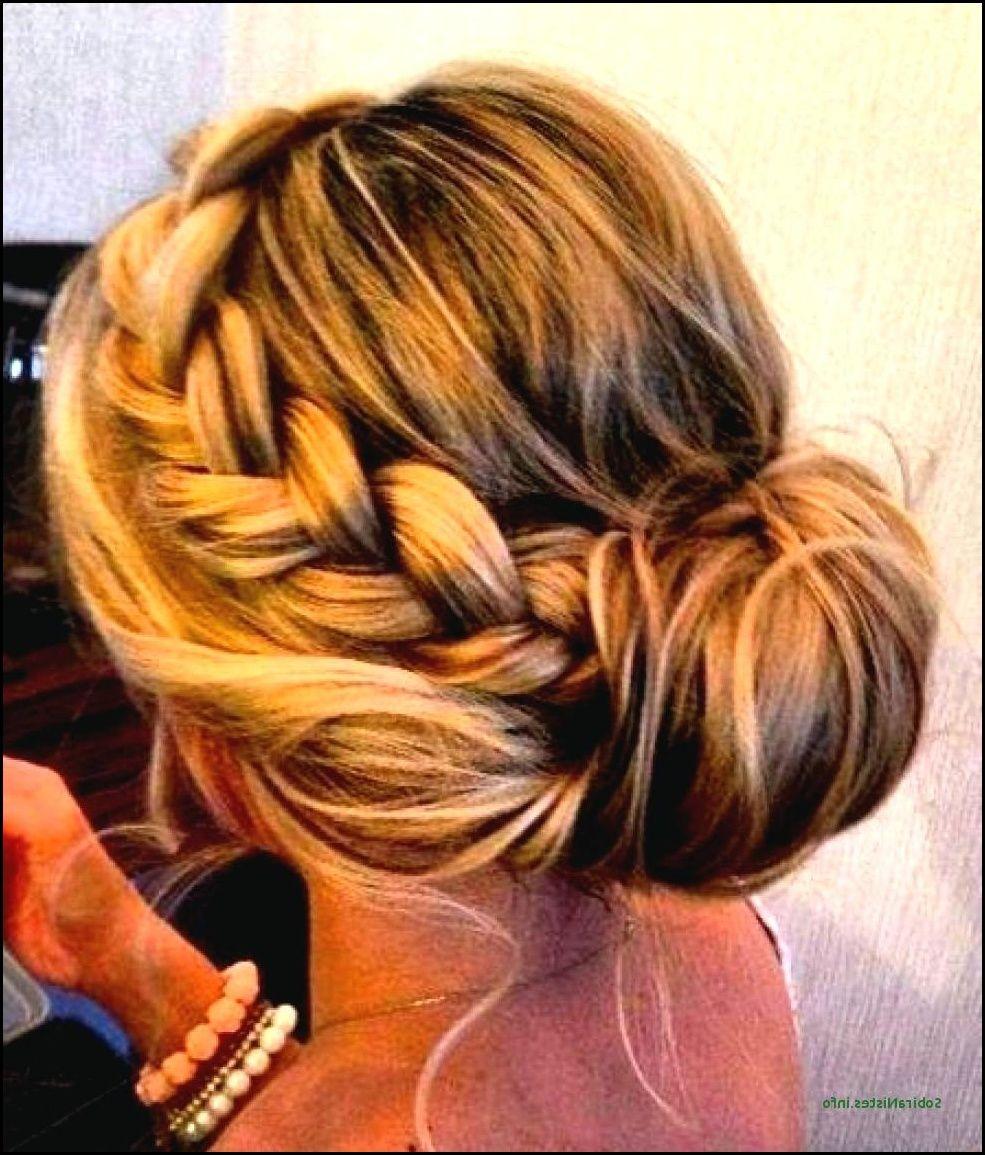 Abschlussball Frisuren Mittellange Haare New Brautjungfer Frisuren