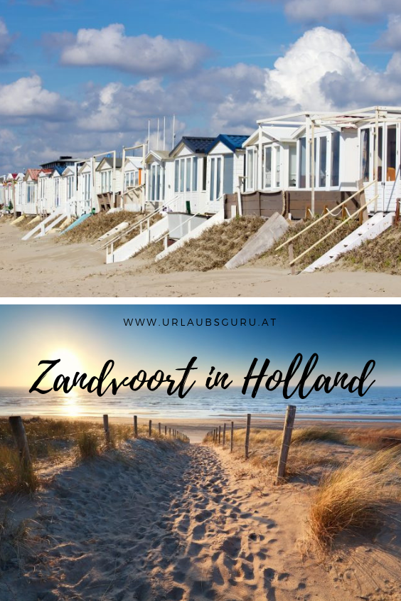 Zandvoort - Urlaub am Meer nahe Amsterdam