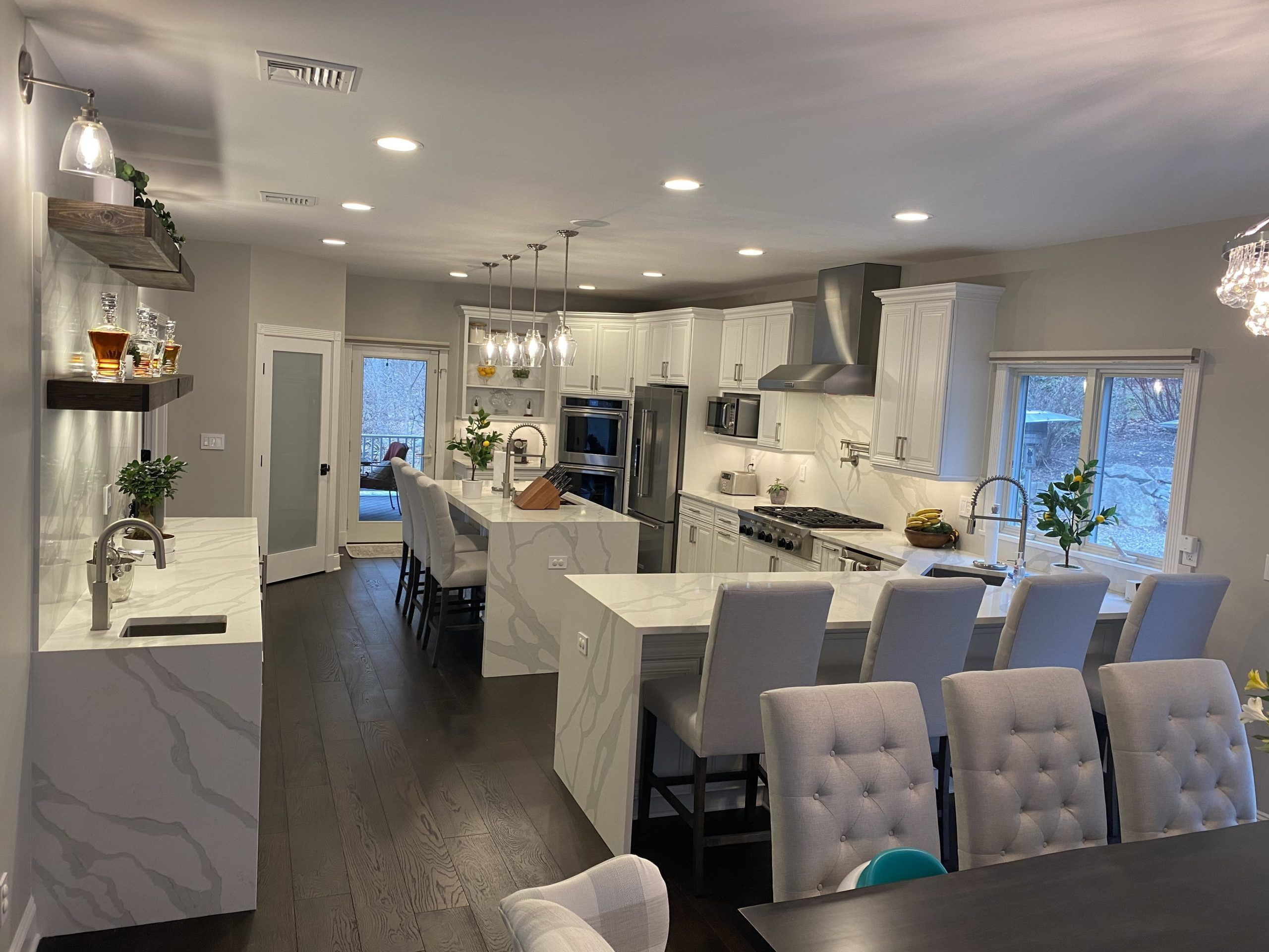 Have You Seen This Gorgeous Kitchen Space In Ringwood Nj Yet We Are So Happy And Kitchen Cabinets And Countertops Free Kitchen Design Kitchen And Bath Design