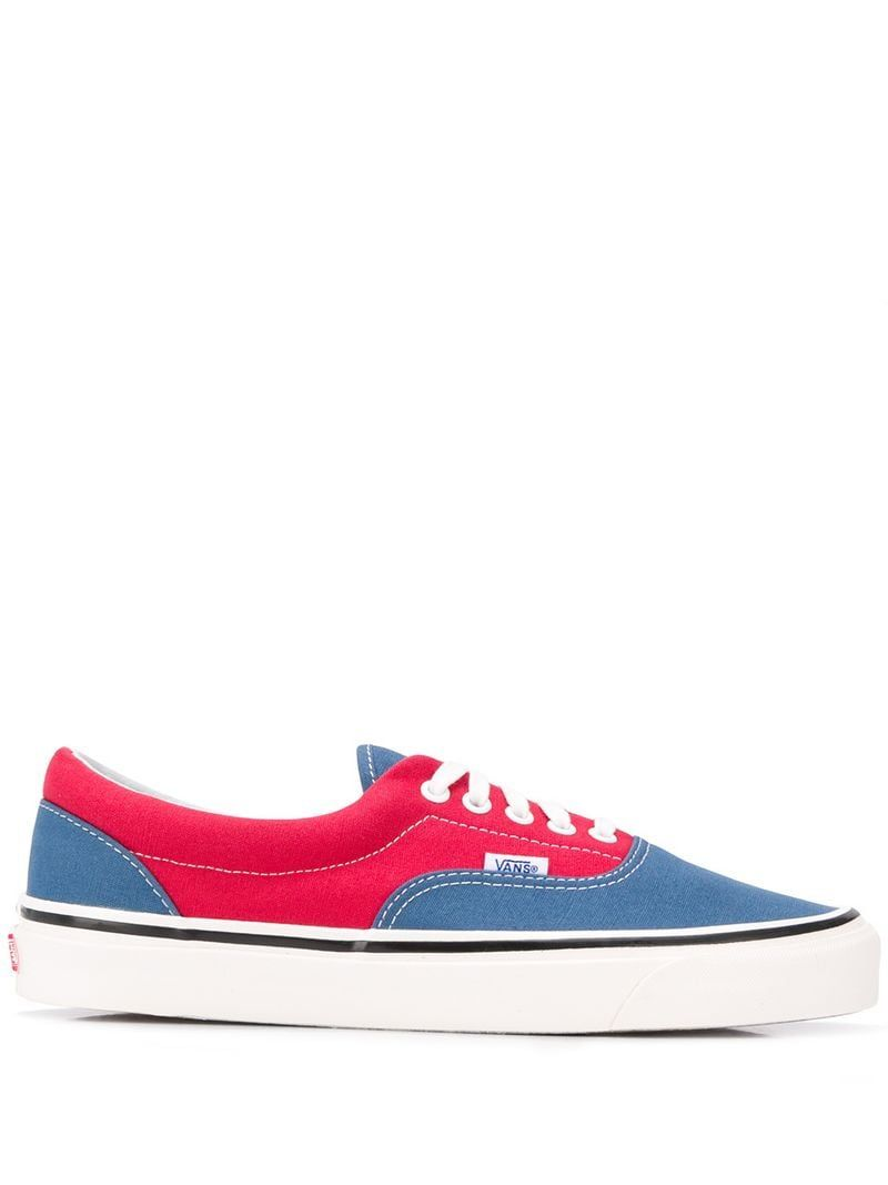 Vans Authentic colour block sneakers Blue (With images