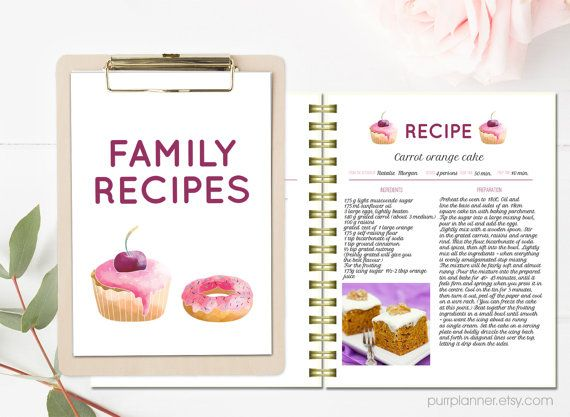 word templates for recipes koni polycode co